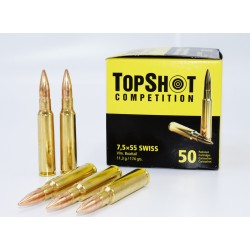 TopShot 7.5x55 Swiss (GP11)