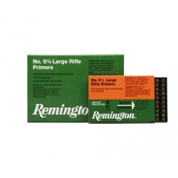Remington 9 1/2 Large Rifle...