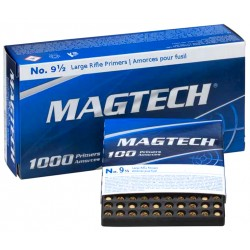MagTech 9 1/2 Large Rifle -...