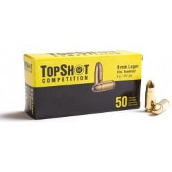 TopShot 9mm Para 124gr -...